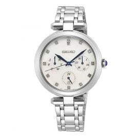 Seiko SKY663P1 Ladies' Wristwatch with Multifunction