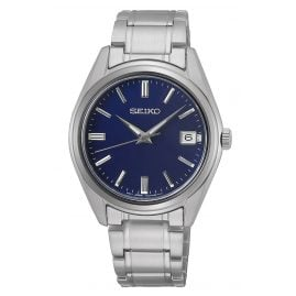 Seiko SUR317P1 Ladies' Wristwatch with Sapphire Crystal Blue