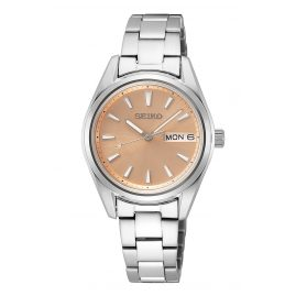 Seiko SUR351P1 Women's Watch with Sapphire Crystal
