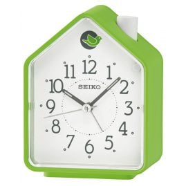 Seiko QHP002M Alarm Clock with Bird Sounds