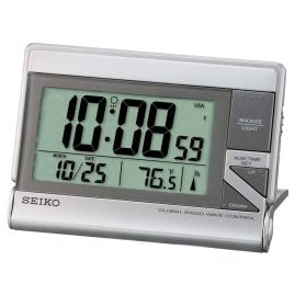 Seiko QHR024S Radio-Controlled Alarm Clock