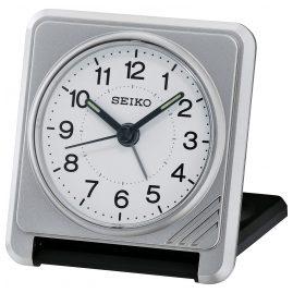Seiko QHT015S Reisewecker Silberfarben