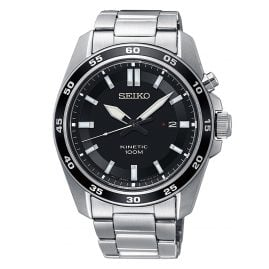 Seiko SKA785P1 Kinetic Men's Wristwatch
