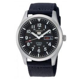 Seiko SNZG15K1 Mens Watch Sports Automatic