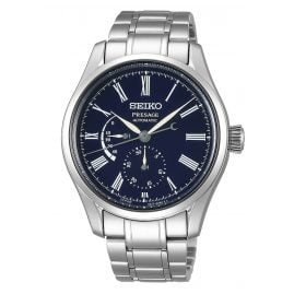 Seiko SPB091J1 Presage Automatic Men's Watch Blue Moon