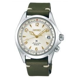 Seiko SPB123J1 Prospex Land Men's Automatic Watch with Compass
