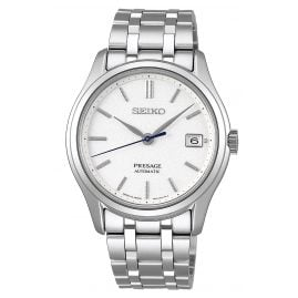 Seiko SRPD97J1 Presage Automatic Watch with Steel Bracelet