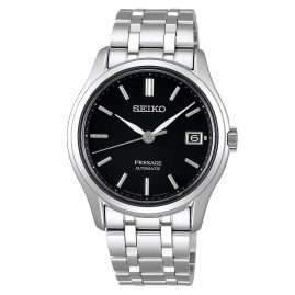 Seiko SRPD99J1 Presage Men's Automatic Watch with Steel Bracelet