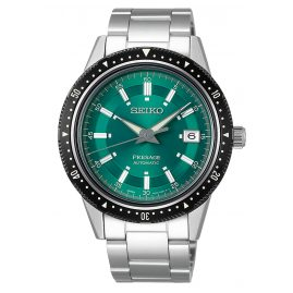 Seiko SPB129J1 Presage Men's Automatic Watch Green Limited Edition