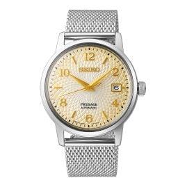 Seiko SRPF37J1 Presage Automatic Watch in Unisex Size