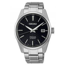 Seiko SPB203J1 Presage Men's Watch Automatic Black