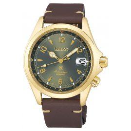 Seiko SPB210J1 Prospex Automatic Watch Alpinist Brown/Green