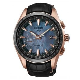 Seiko SSE105J1 Mens Watch Astron GPS Novak Djokovic Limited Edition