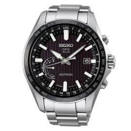Seiko SSE161J1 Astron GPS Solar World Time Mens Watch