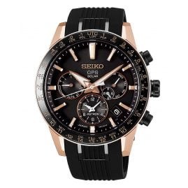 Seiko SSH006J1 Astron GPS Solar Men´s Watch Dual Time