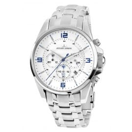 Jacques Lemans 1-1799G Mens Watch Chronograph Liverpool