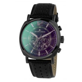 Jacques Lemans 1-1645N Mens Chronograph Lugano