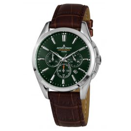 Jacques Lemans 1-1945C Herren-Chronograph Derby