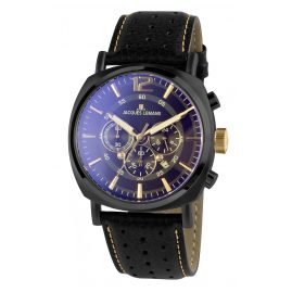 Jacques Lemans 1-1645.1O Men's Chronograph Lugano