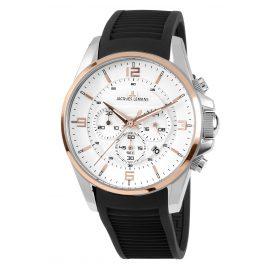 Jacques Lemans 1-1799D Men's Watch Chronograph Liverpool Bicolor Ø 44 mm