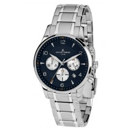 Jacques Lemans 1-1654K Herren-Chronograph London