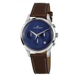 Jacques Lemans 1-2067C Armbanduhr in Unisexgröße Retro Classic