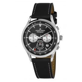 Jacques Lemans 1-2068A Men's Chronograph Retro Classic