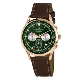 Jacques Lemans 1-2068H Men's Watch Chronograph Retro Classic