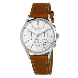 Jacques Lemans 1-2068N Men's Watch Chronograph Retro Classic