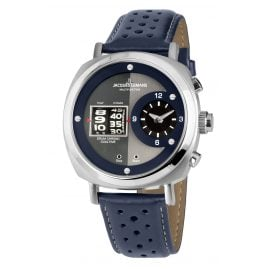 Jacques Lemans 1-2058B Men's Watch Chronograph Lugano