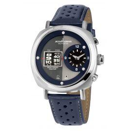 Jacques Lemans 1-2058B Herren-Armbanduhr Chronograph Lugano