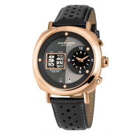 Jacques Lemans 1-2058C Herren-Chronograph Lugano