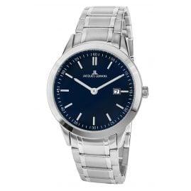 Jacques Lemans 1-2096C Herren-Armbanduhr Blau Ø 40 mm