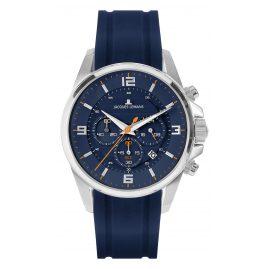 Jacques Lemans 1-2118C Herren-Chronograph Blau