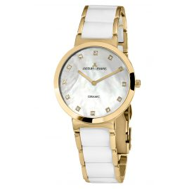 Jacques Lemans 1-1999H Ladies´ Watch Ceramic Milano