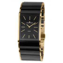 Jacques Lemans 1-1940C Ladies' Watch Dublin Ceramic Black
