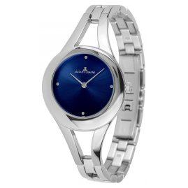Jacques Lemans 1-2071A Women's Watch Paris Blue