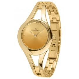 Jacques Lemans 1-2071C Ladies' Watch Paris Gold Tone
