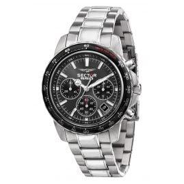 Sector R3273993002 Men's Watch Chronograph 550 Vintage Grey