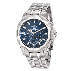 Sector R3273981006 Men's Chronograph 950 Blue