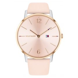 Tommy Hilfiger 1781973 Bicolor-Damenuhr Alex 40 mm