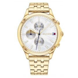 Tommy Hilfiger 1782121 Damenuhr mit Multifunktion Whitney