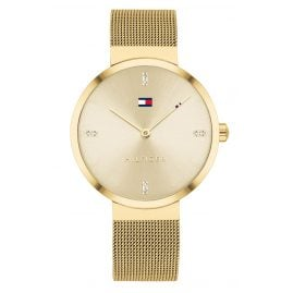 Tommy Hilfiger 1782217 Ladies' Watch Liberty Gold Tone