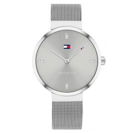 Tommy Hilfiger 1782220 Ladies' Wristwatch Liberty Silver Tone