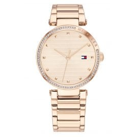 Tommy Hilfiger 1782237 Ladies' Watch Lynn Rose Gold Tone