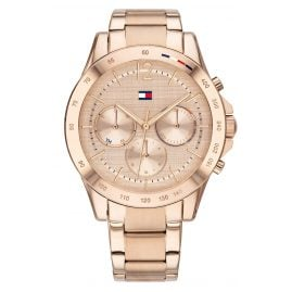 Tommy Hilfiger 1782197 Multifunction Women's Watch Haven Rose Gold Tone