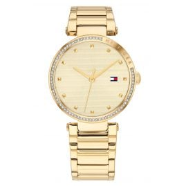 Tommy Hilfiger 1782235 Ladies' Watch Lynn Gold Tone