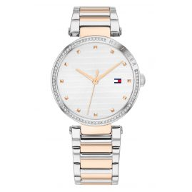 Tommy Hilfiger 1782236 Ladies' Wristwatch Lynn Two-Colour