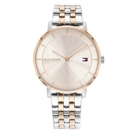 Tommy Hilfiger 1782284 Ladies' Wristwatch Tea Two-Colour