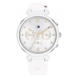 Tommy Hilfiger 1782342 Damen-Armbanduhr Ivy Weiß